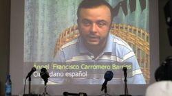 Ángel Carromero viajó a Cuba sin carné de