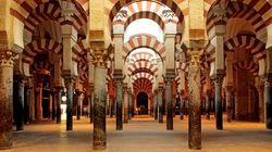 Tartufo, los lirios, los pájaros y la Mezquita de
