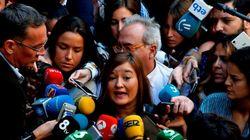 La presidenta del Comité Federal del PSOE: