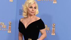 El detalle del estilismo de Lady Gaga que se te pasó por alto en los Globos de