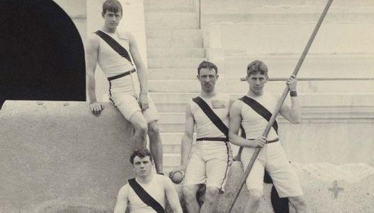 El deporte es inmortal y las fotos de los primeros Juegos Olímpicos Modernos lo