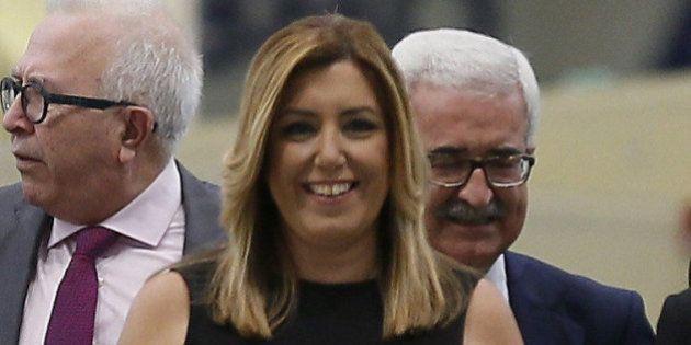 Susana Díaz intervendrá a las 18.00 horas ante al Comité Director del