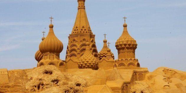 ¿Cómo hacer el castillo de arena perfecto? Tenemos la fórmula