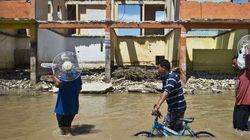 80 muertos y 58 desaparecidos por las inundaciones en