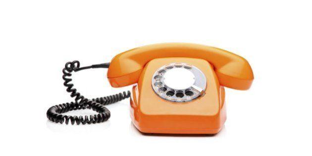Desaparición del teléfono