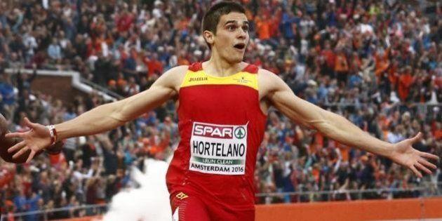 Bruno Hortelano, herido grave en un accidente de