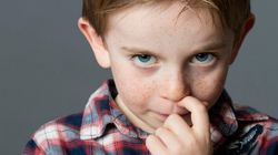 El que avisa no es traidor: la curiosa advertencia de un niño a su