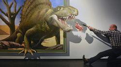 'Jurassic Park' en el museo y otras 10 fotos que deja el
