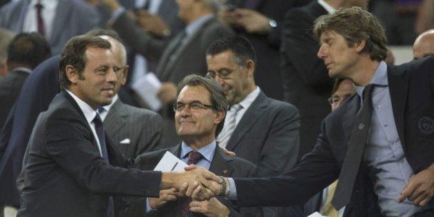 Mas asegura que Cataluña seguirá en el euro y es lo que preocupa a los