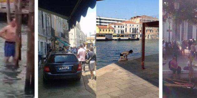 La degradación de Venecia