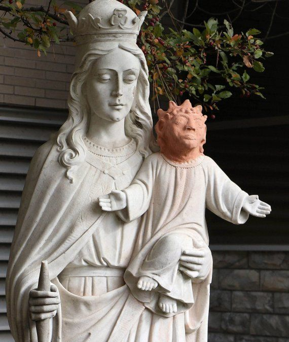 'El Ecce Homo' de Ontario, la última pifia en restauración artística que triunfa en
