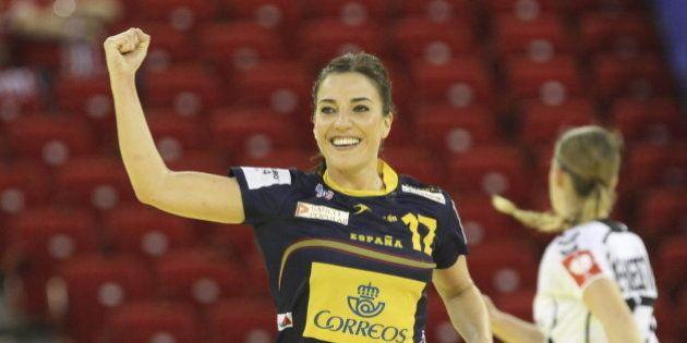 La selección española de balonmano femenino, a la final del