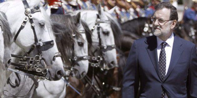 Rajoy: la abdicación da una