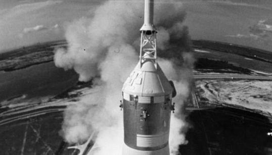 Apollo 11: 45 años del lanzamiento de la nave que llevó al hombre a la