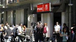 Militantes se concentrarán este sábado en Ferraz contra una abstención del PSOE a