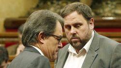 Junqueras ofrece la presidencia a Mas aunque ERC gane las