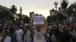 Concentraciones por toda Argentina tras la muerte del fiscal Alberto