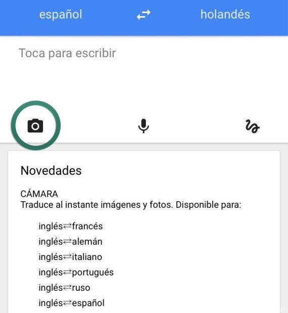 Así funciona la traducción en tiempo real de Google