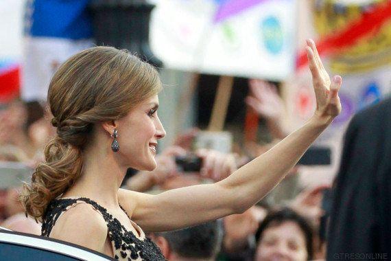 El 'look' de Letizia en los Premios Princesa de Asturias 2016: así vistió la