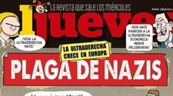 Agredida la directora de 'El Jueves' después de una portada contra