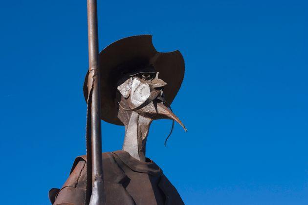 Don Quijote y la locura como dislocación