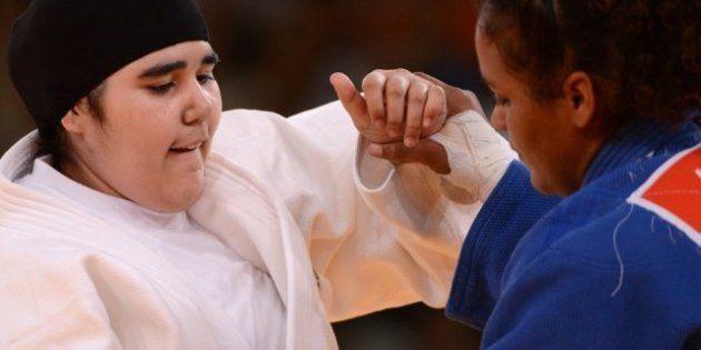 Juegos Londres 2012: La saudí Wojdan Shaherkani hace historia en 90 segundos