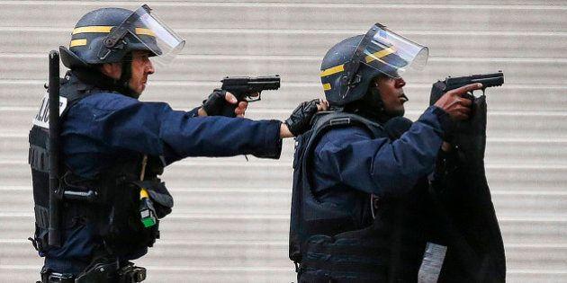 FOTOS: Operación antiterrorista en Saint-Denis para atrapar a Abdelhamid