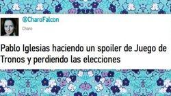 Pablo Iglesias comentando Juego de Tronos da mucho juego