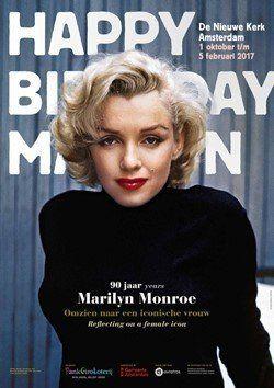 De sus rulos al mítico vestido blanco: Marilyn Monroe llega a los