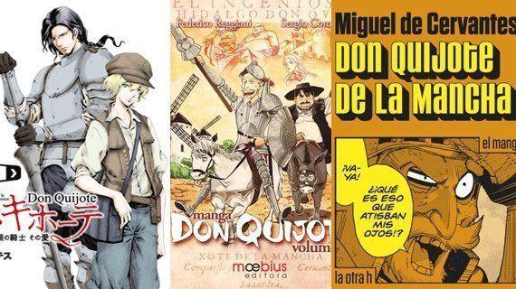 El Quijote más allá del libro: ballet, moda, rock, cómic y todo lo que está inspirado en la