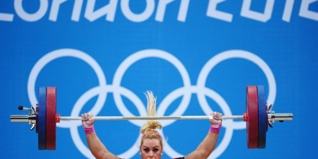Juegos Londres 2012: Lidia Valentín roza el bronce en