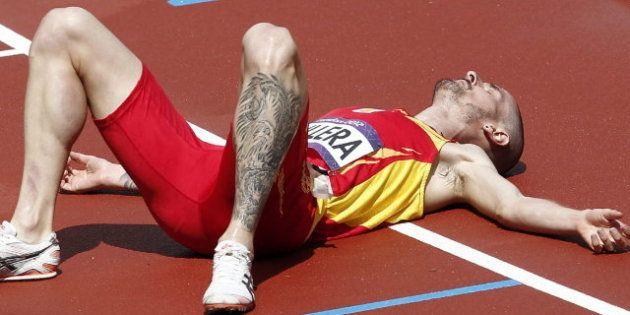Juegos Londres 2012: Ángel Mullera se cae en los 3000 obstáculos y es