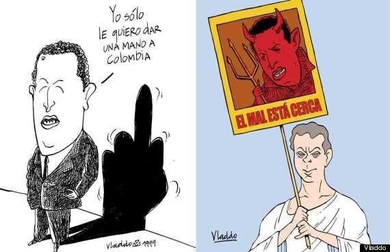 Juan Manuel Santos, presidente de Colombia: