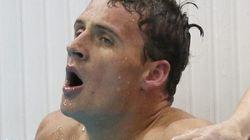 Ryan Lochte admite que ha orinado en la piscina