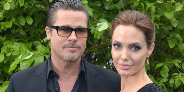 Angelina Jolie y Brad Pitt llegan a un acuerdo temporal de custodia, según
