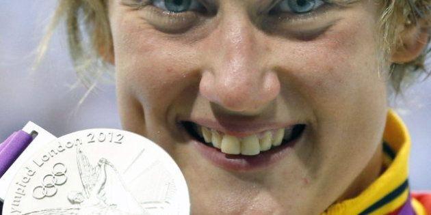 Juegos 2012: Mireia Belmonte, plata en los 800 metros