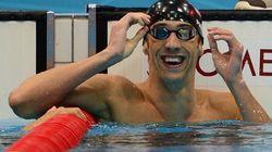Otra medalla para Phelps: ¡Y van