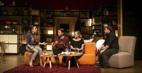 'Los vecinos de arriba', vuelve la comedia burguesa de