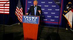 Trump dice que se gastará 100 millones de dólares para ganar las