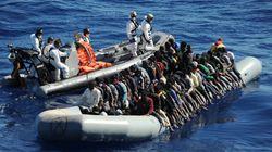 Rescatan a 3.300 inmigrantes y recuperan 7 cadáveres en el Canal de