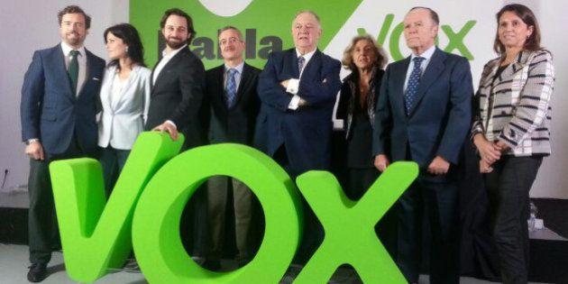 Vox, el partido a la derecha de la derecha del