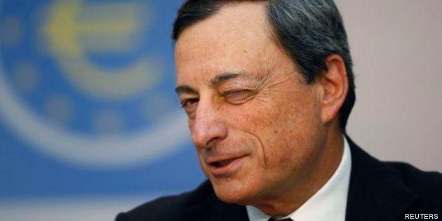 Draghi pone de ejemplo a España sobre cómo impulsar un sistema financiero