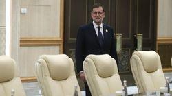 Rajoy asegura que el nombramiento de Soria no es un tema