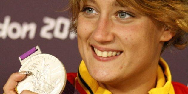 Juegos Londres 2012: Mireia Belmonte pierde las llaves del armario donde guardó la primera
