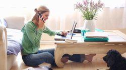 ¿Trabajas desde casa? Aquí tienes 10 consejos para hacerlo