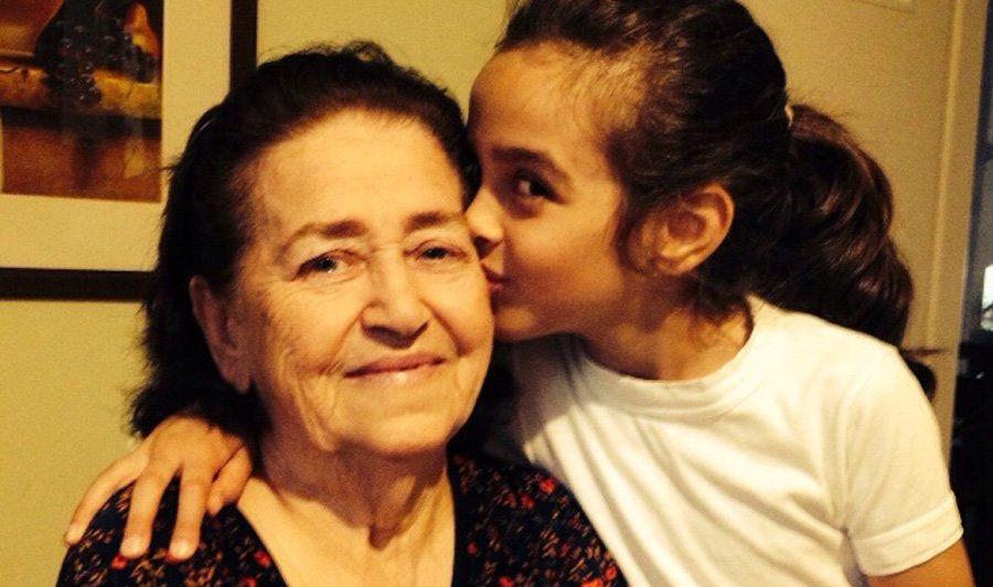 Penélope, 85 años: