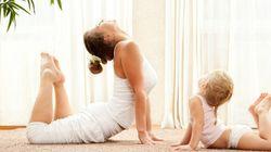 Yoga para niños: un regalo para toda la