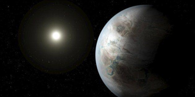 La NASA halla el primer planeta en zona habitable similar a la