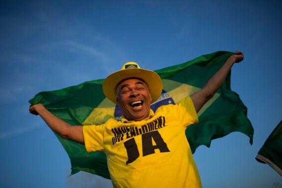 El Senado brasileño aparta a Dilma Rousseff del