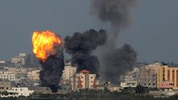 Israel hace incursiones terrestres y emplaza a palestinos a dejar sus
